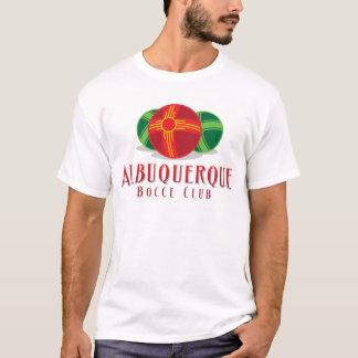 De Club Bocce van de kleur ABQ T Shirt