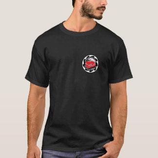 De Club van de Auto van Saturn van de Donkere T Shirt