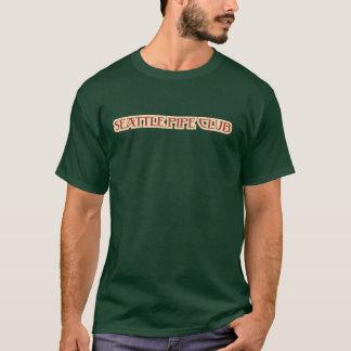De Club van de Pijp van Seattle - het Overhemd van T Shirt