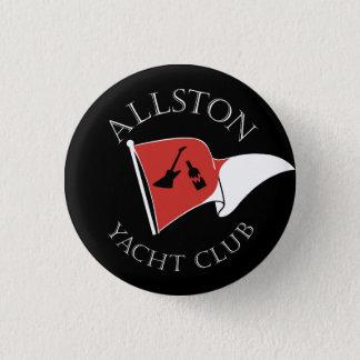 De Club van het Jacht van Allston Ronde Button 3,2 Cm