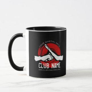 De Club van vechtsporten Mok