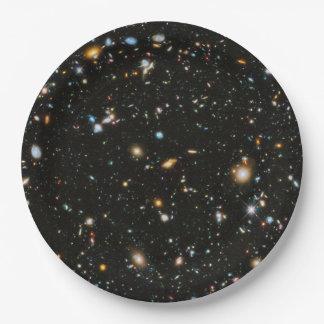 De Cluster van hercules Papieren Bordje