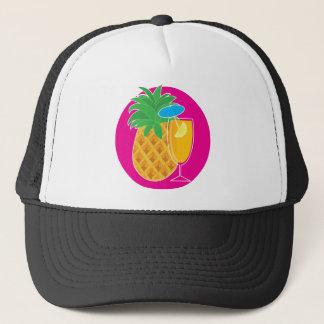 De Cocktail van de ananas Trucker Pet