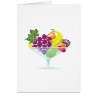De Cocktail van het fruit Briefkaarten 0