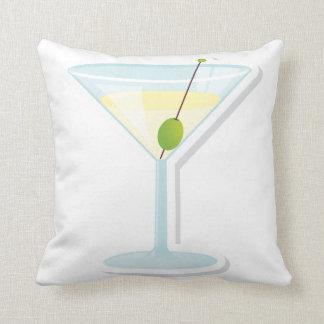 De Cocktail van martini Sierkussen