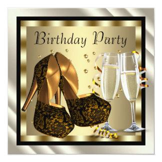 De cocktails hielen Partij van de Verjaardag van Kaart