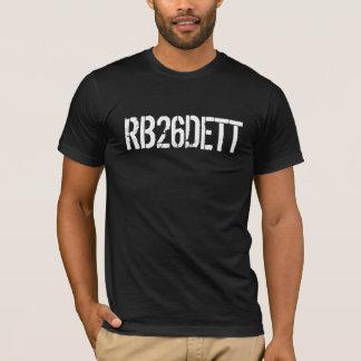 De Code van de Motor RB26DETT van de horizon GT-r T Shirt