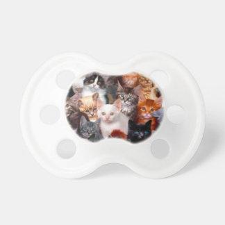 De Collage van de kat Baby Speentjes