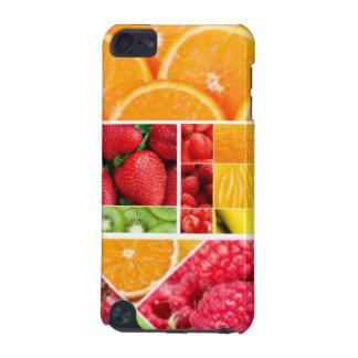 De Collage van het Fruit van de mengeling iPod Touch 5G Hoesje