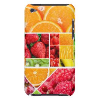 De Collage van het Fruit van de mengeling iPod Touch Hoesje
