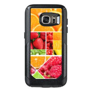 De Collage van het Fruit van de mengeling OtterBox Samsung Galaxy S7 Hoesje