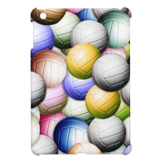 De Collage van het volleyball iPad Mini Hoesje