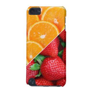 De Collage van sinaasappels & van Aardbeien iPod Touch 5G Hoesje