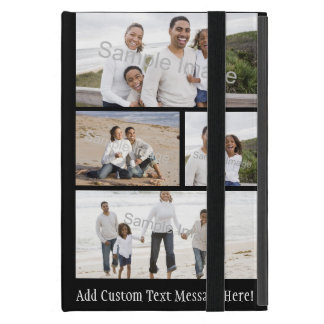 De Collage van vier Foto iPad Mini Cases