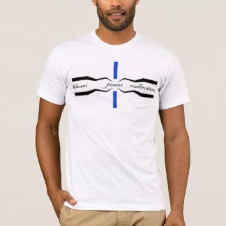 de collectiesverticaal van khazijeans t shirt