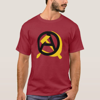 De Communist van de anarchist T Shirt