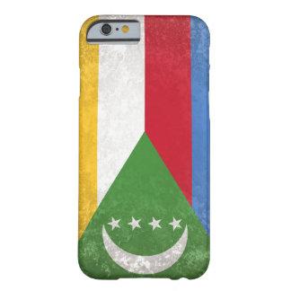 De Comoren Barely There iPhone 6 Hoesje