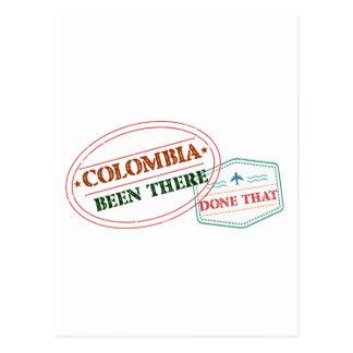 De Comoren daar Gedaan dat Briefkaart