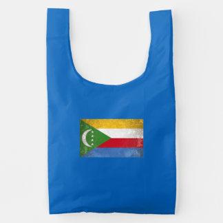 De Comoren Herbruikbare Tas