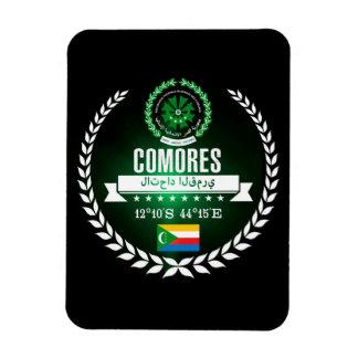 De Comoren Magneet
