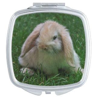 De Compacte Spiegel van Wabbit van Wascally Make-up Spiegeltjes