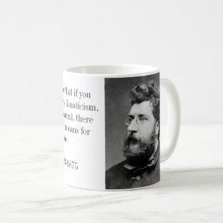 De Componist van Georges Bizet van Trambestuurders Koffiemok