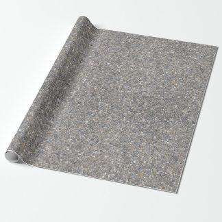 De concrete Textuur van de Rots van de Steen Inpakpapier