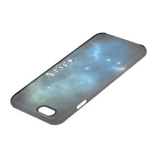 De constellatie van de Ram Doorzichtig iPhone 6/6S Hoesje