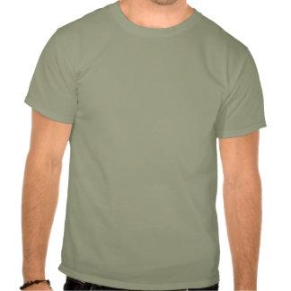 De Controle van het pistool betekent gebruikend Be T-shirt