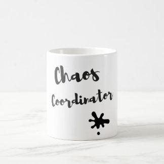 De Coördinator van de chaos Koffiemok