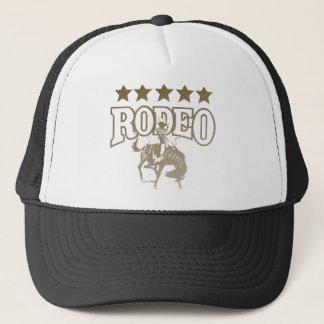 De Cowboy van de rodeo met Sterren Trucker Pet