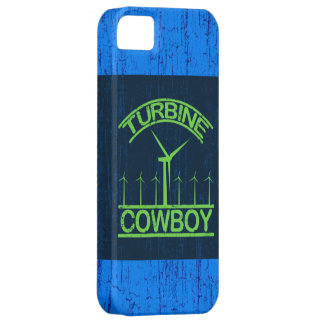 De Cowboy van de turbine Barely There iPhone 5 Hoesje