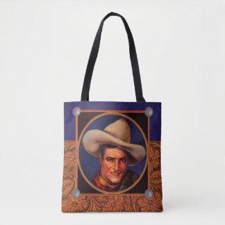 De Cowboy van Tom Mix Draagtas