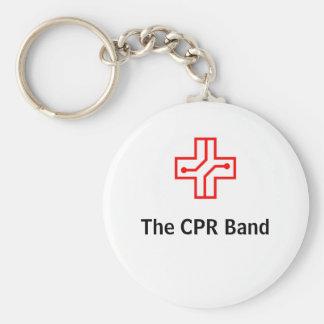 De CPR Band Keychain Sleutelhanger