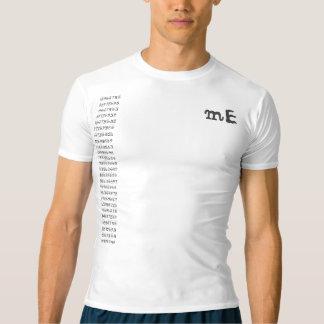 De creatieve T-shirt van de Compressie van