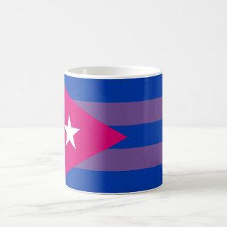 De Cubaanse mok LGBT van de Trots van Bi
