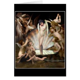 De Cupido van de Rand van de Engelen van Kaart