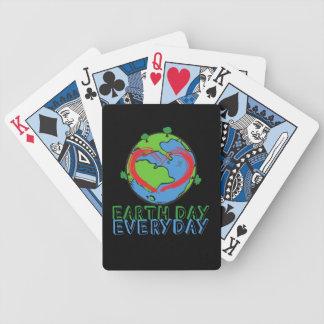 De Dag van de aarde: Houd de Natuur van de Moeder Poker Kaarten