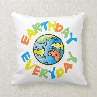 De Dag van de aarde Sierkussen