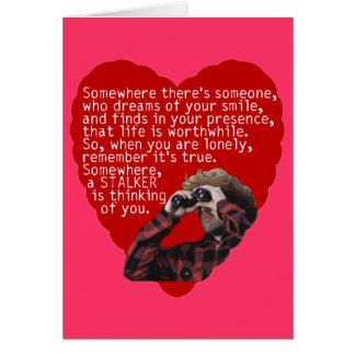 De Dag van de anti-Valentijnskaarten van Stalker Briefkaarten 0