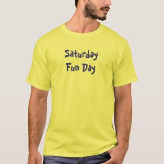 De Dag van de Pret van de zaterdag T Shirt
