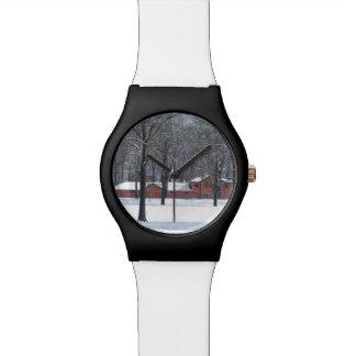 De Dag van de sneeuw Horloge