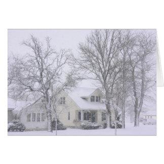De Dag van de Stille Winter Briefkaarten 0