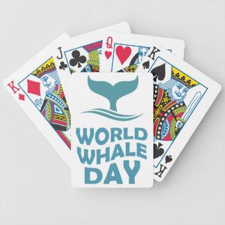 De Dag van de Walvis van de wereld - 18 Februari - Pak Kaarten