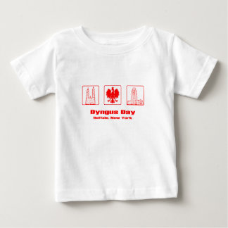De Dag van Dyngus - Buffels, New York Baby T Shirts