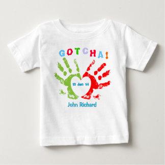 De Dag van Gotcha Baby T Shirts