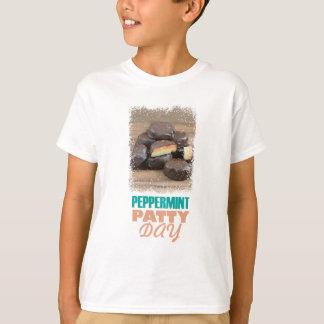 De Dag van het Pasteitje van de pepermunt - de Dag T Shirt