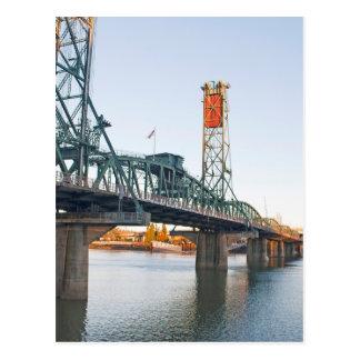 De Dag van Portland van de Brug van Hawthorne Briefkaart