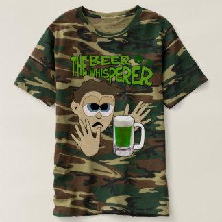 De Dag van Whisperer St. Patricks van het bier T Shirts
