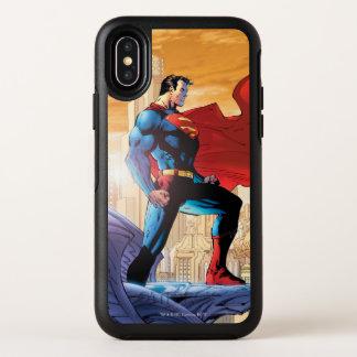De Dagelijkse Planeet van de superman OtterBox Symmetry iPhone X Hoesje